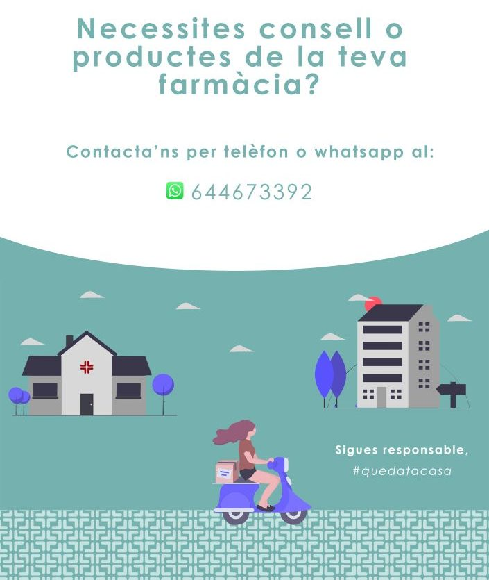 Flayer consell y contacte